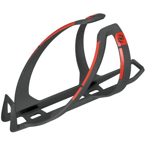 Syncros Bottle Cage Coupe Cage 1.0 black/rally red košík na flašu