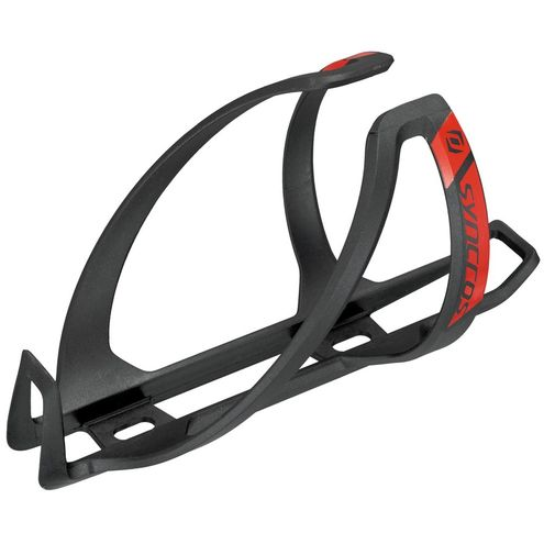 Syncros Bottle Cage Coupe Cage 2.0 black/rally red košík na flašu