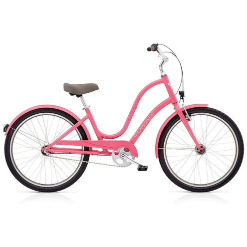 Electra Townie Original 3i EQ Grapefruit Ladies mestský bicykel
