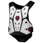 Scott Body Armor Commander 2 2019 white/red chránič tela