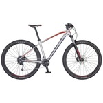 Scott Aspect 730 Silver/Red 2020 Horský bicykel